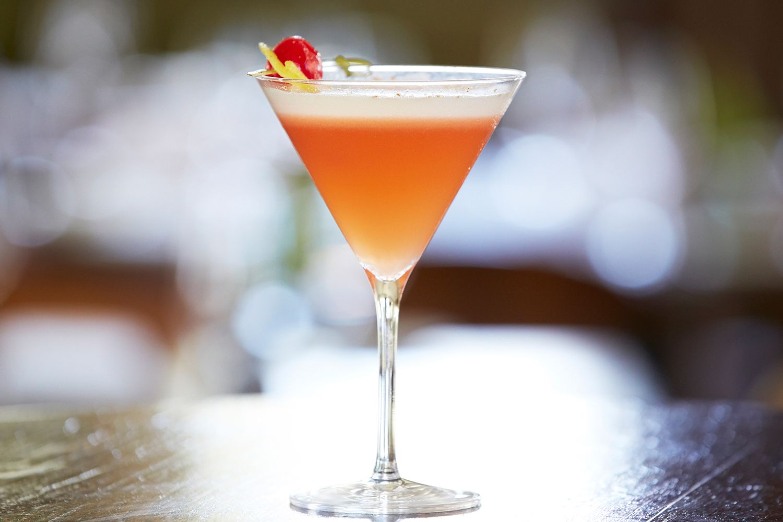 Basil Hayden's Sweet Meat Cocktail Recipe