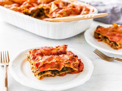 Engine 2 Diet Vegan Lasagna Recipe