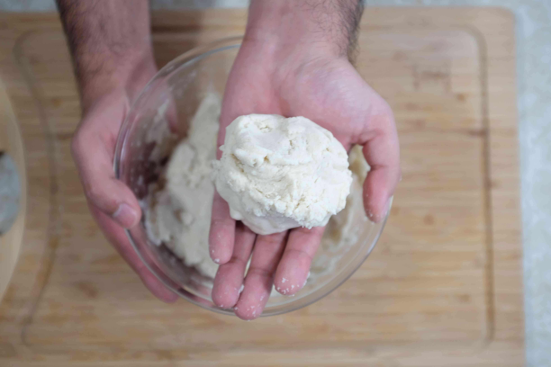 corn tortilla dough