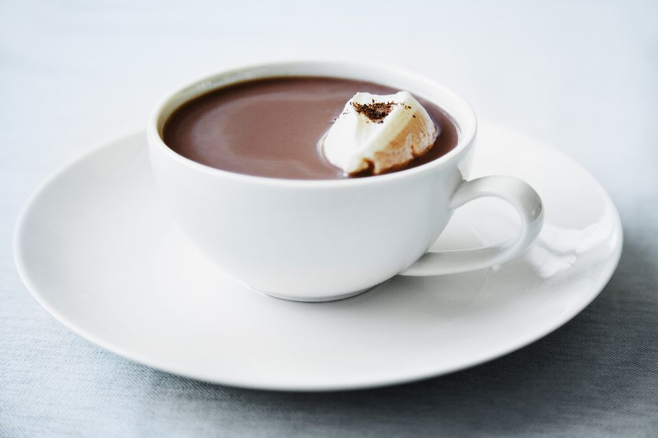 Receta de cacao caliente
