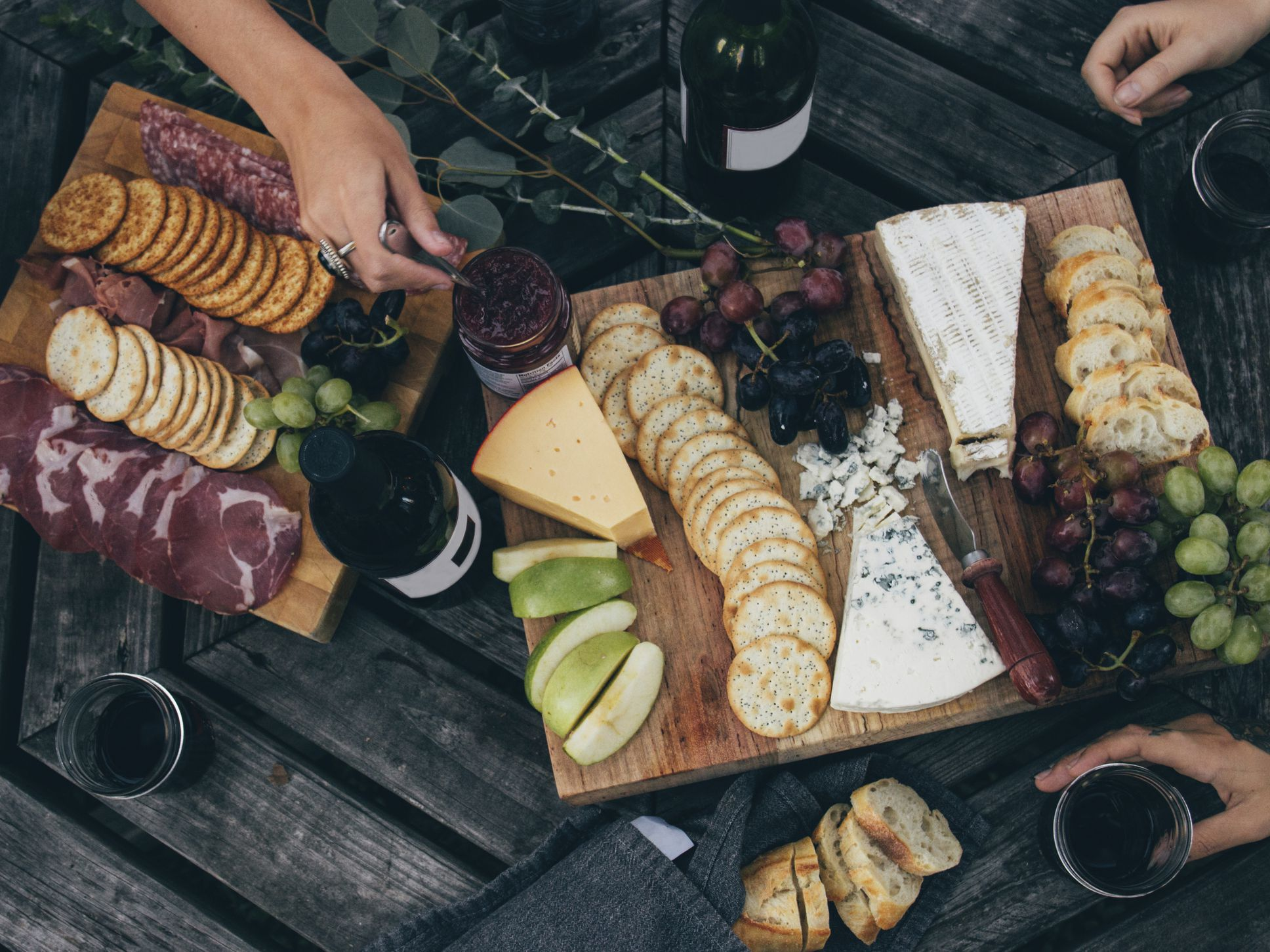 Pairing wines with cheese best options