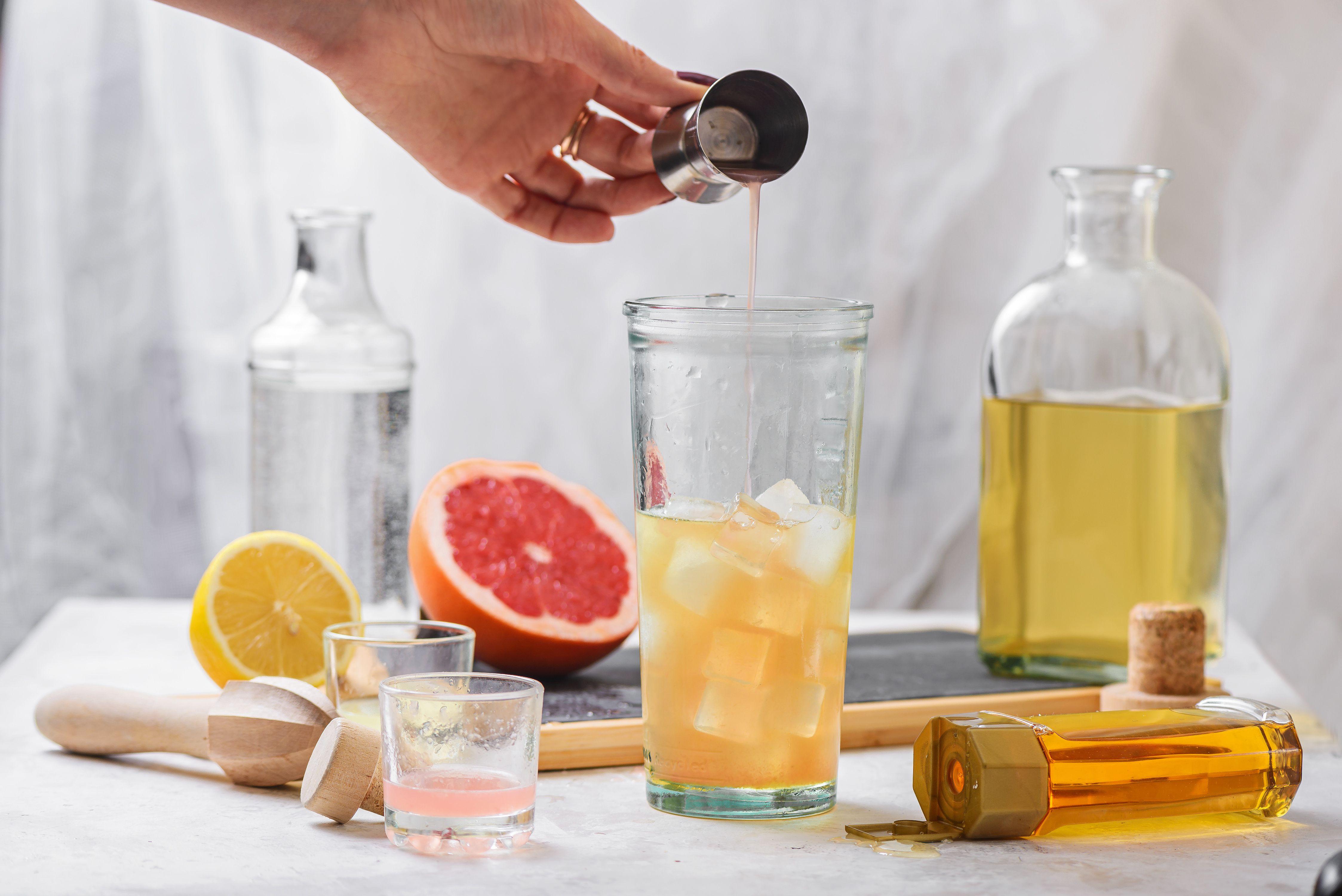 Danny Ocean Cocktail recipe