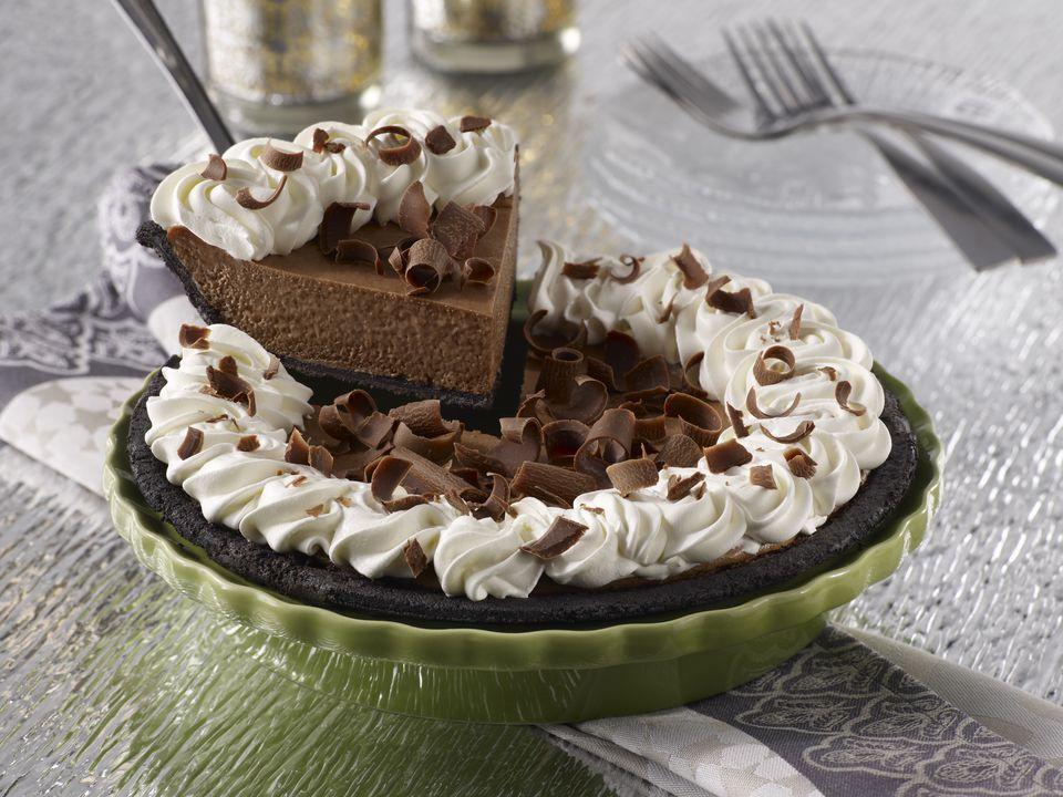 World's Best Chocolate Pie