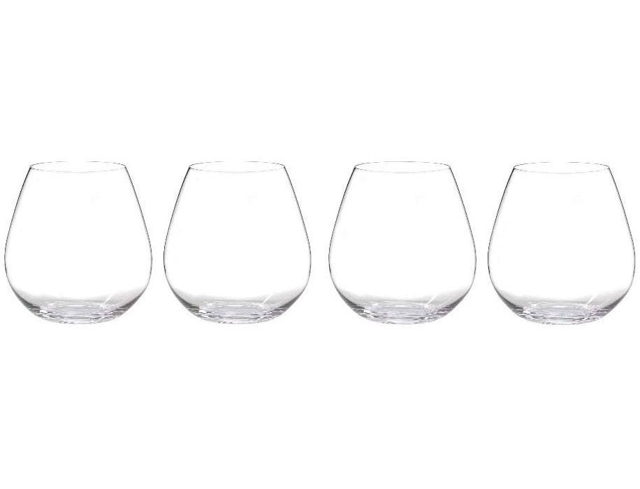 Riedel O Stemless Pinot/Nebbiolo Wine Glass Set