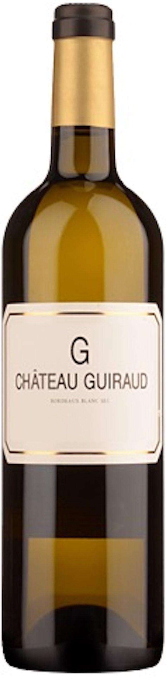 Château Guiraud Bordeaux Blanc le G