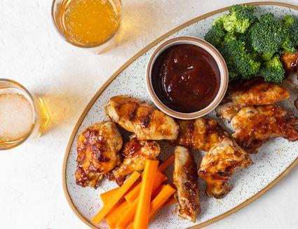 Smoky Chicken Sauce