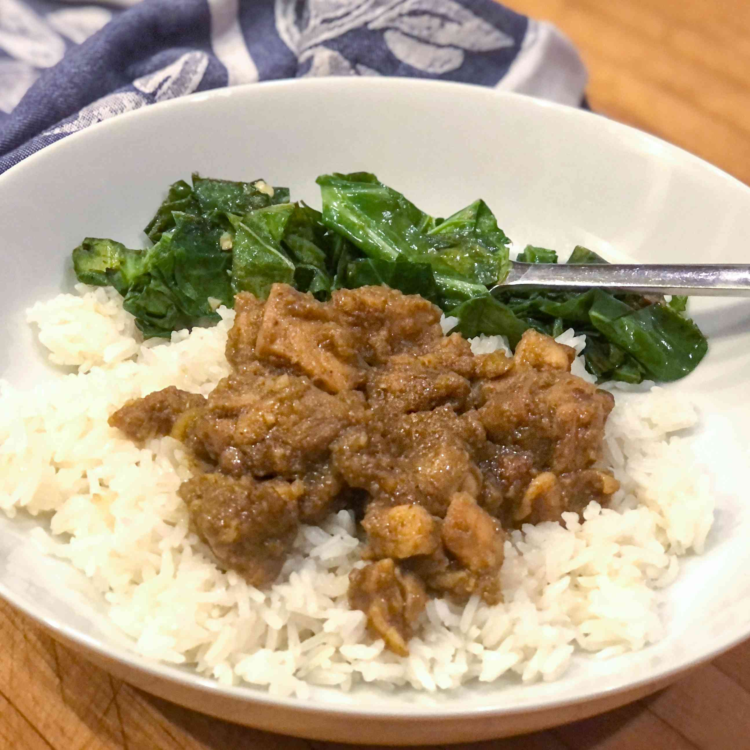 Indonesian Rendang Curry Tester Image