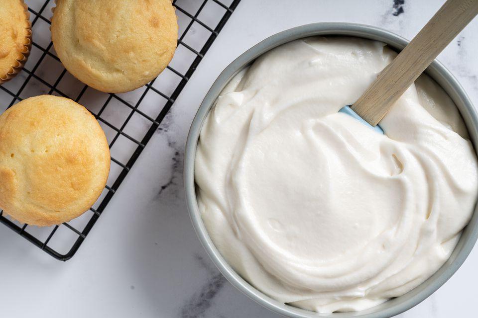 Dairy Free Vegan Cream Cheese Frosting