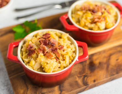 Split peas and cabbage recipe