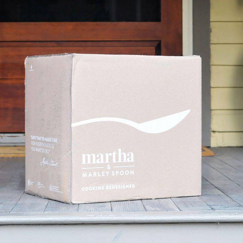 Martha & Marley Spoon