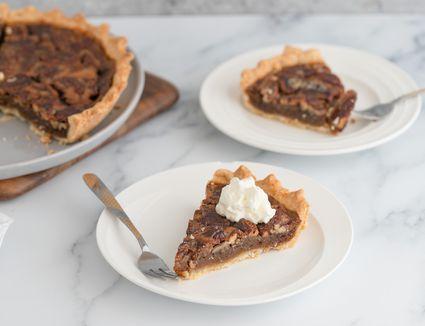 Classic Southern pecan pie recipe