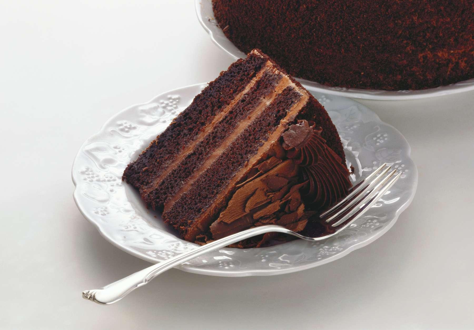 chocolate 3 layer cake