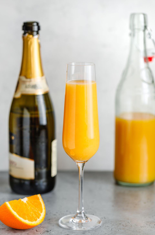 Basic mimosa recipe