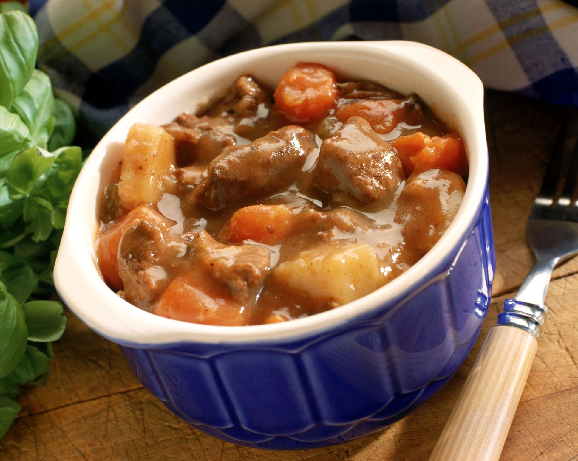 Crockpot Cider Beef Stew Recipe