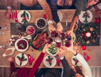 How to host a Christmas BBQ brunch