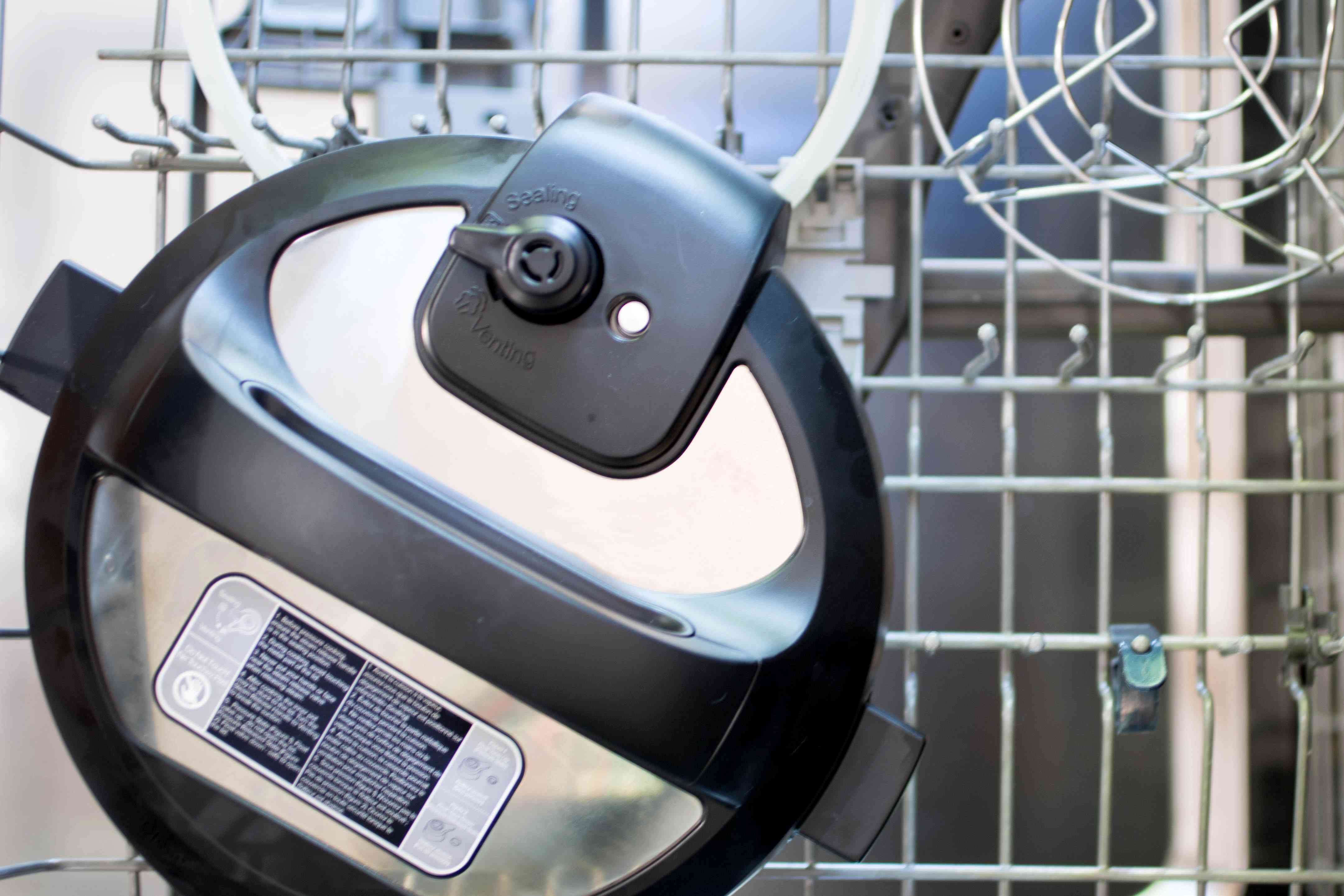 Instant Pot in the dishwasher