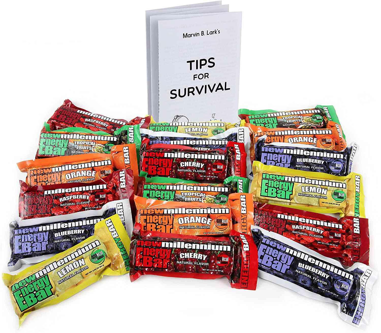 Freccia Rossa 18-Pack Market Millennium Energy Bars Assorted Flavors