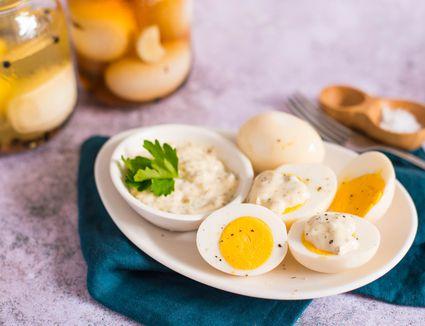 German pickled eggs soleier recipe