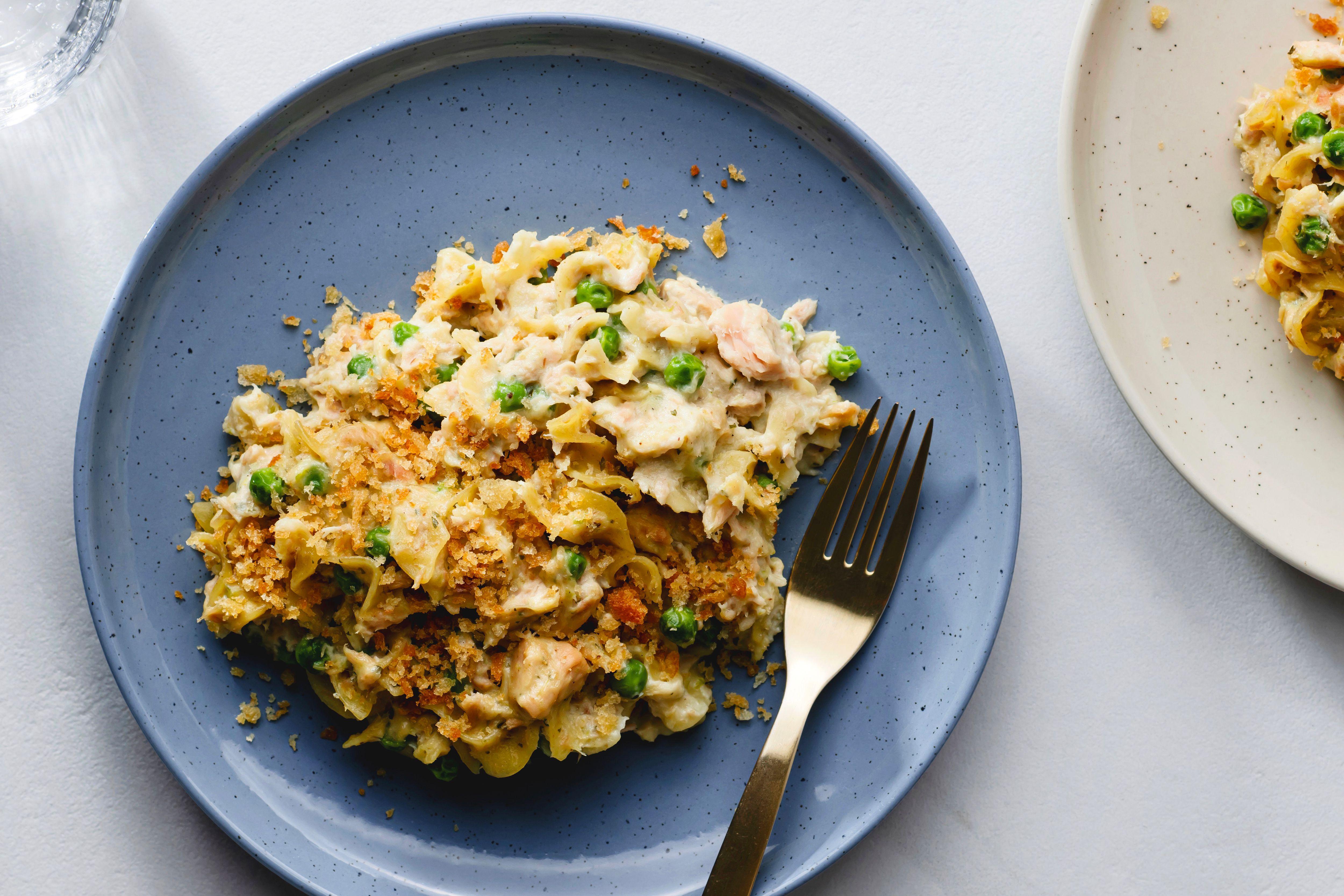 Crock Pot Tuna Casserole Recipe With Egg Noodles