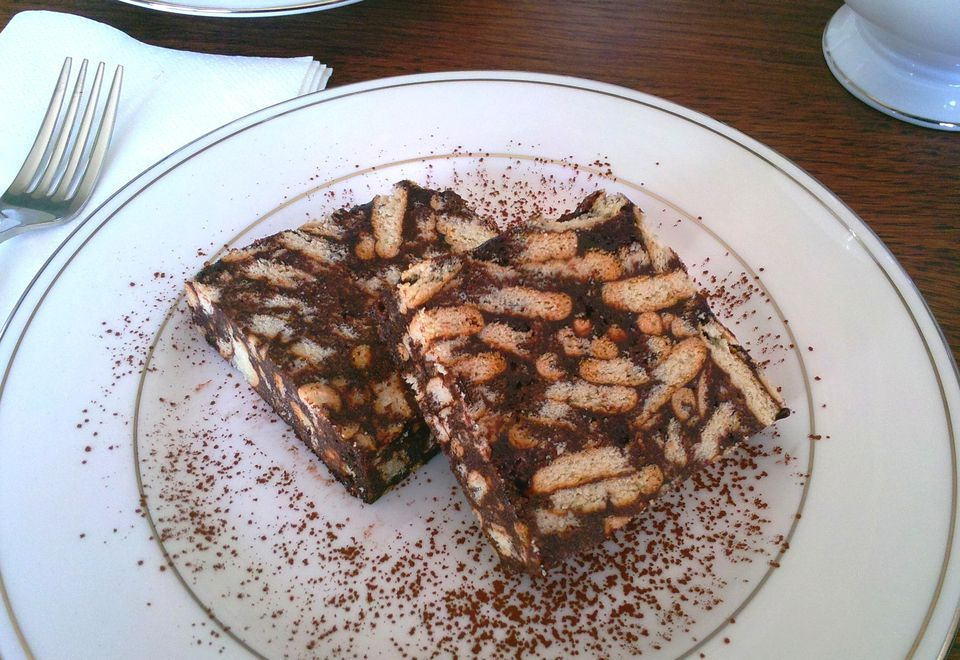 Mosaic dessert is a family favorite in Turkey. You can find it in nearly every home and pastry shop