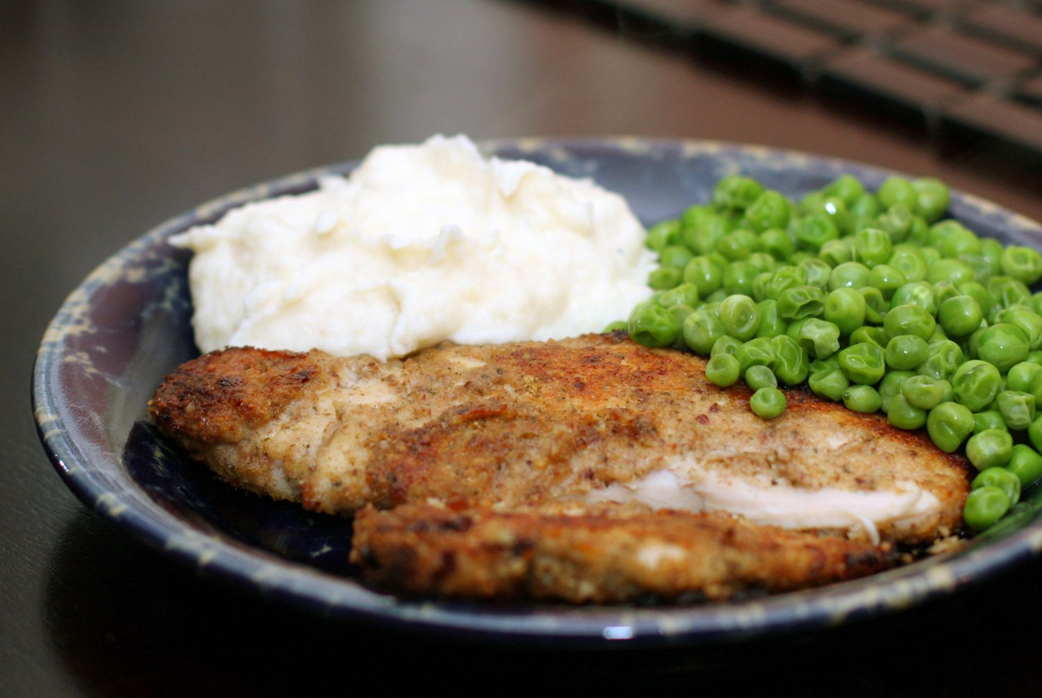Oven Fried Chicken Breasts Recipe