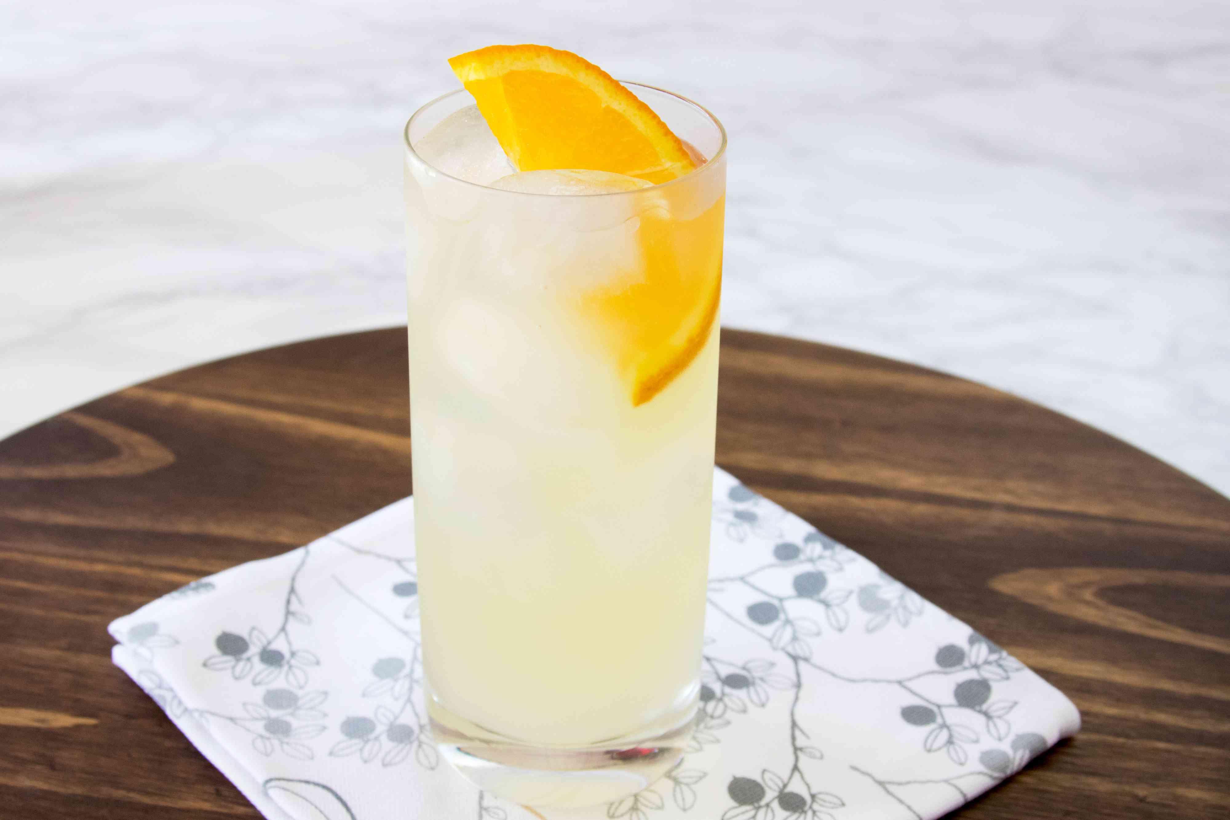 Devil's Punch Tequila Cocktailv