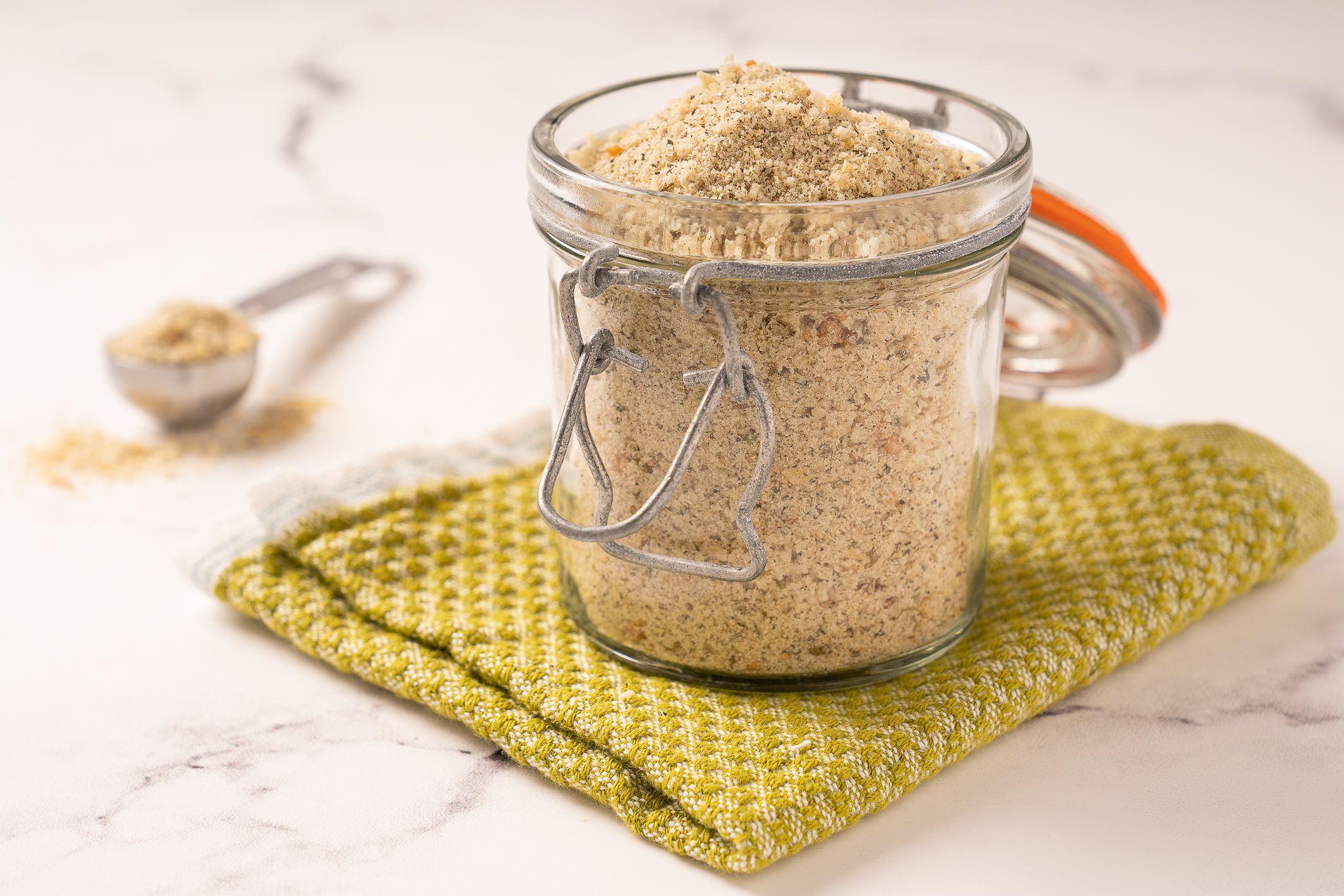Make Your Own Italian Breadcrumbs