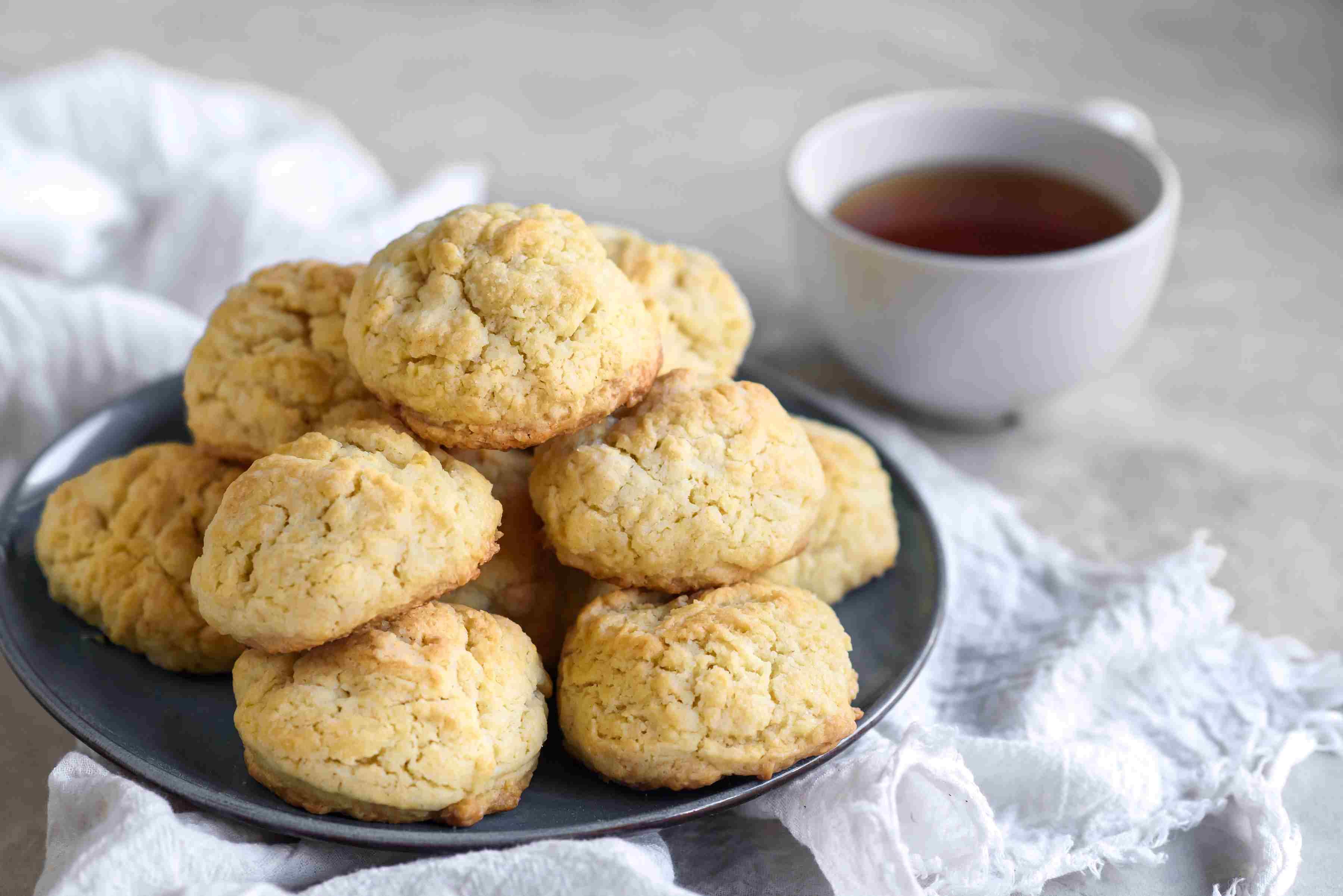 Tea Cake Cookies Recipe