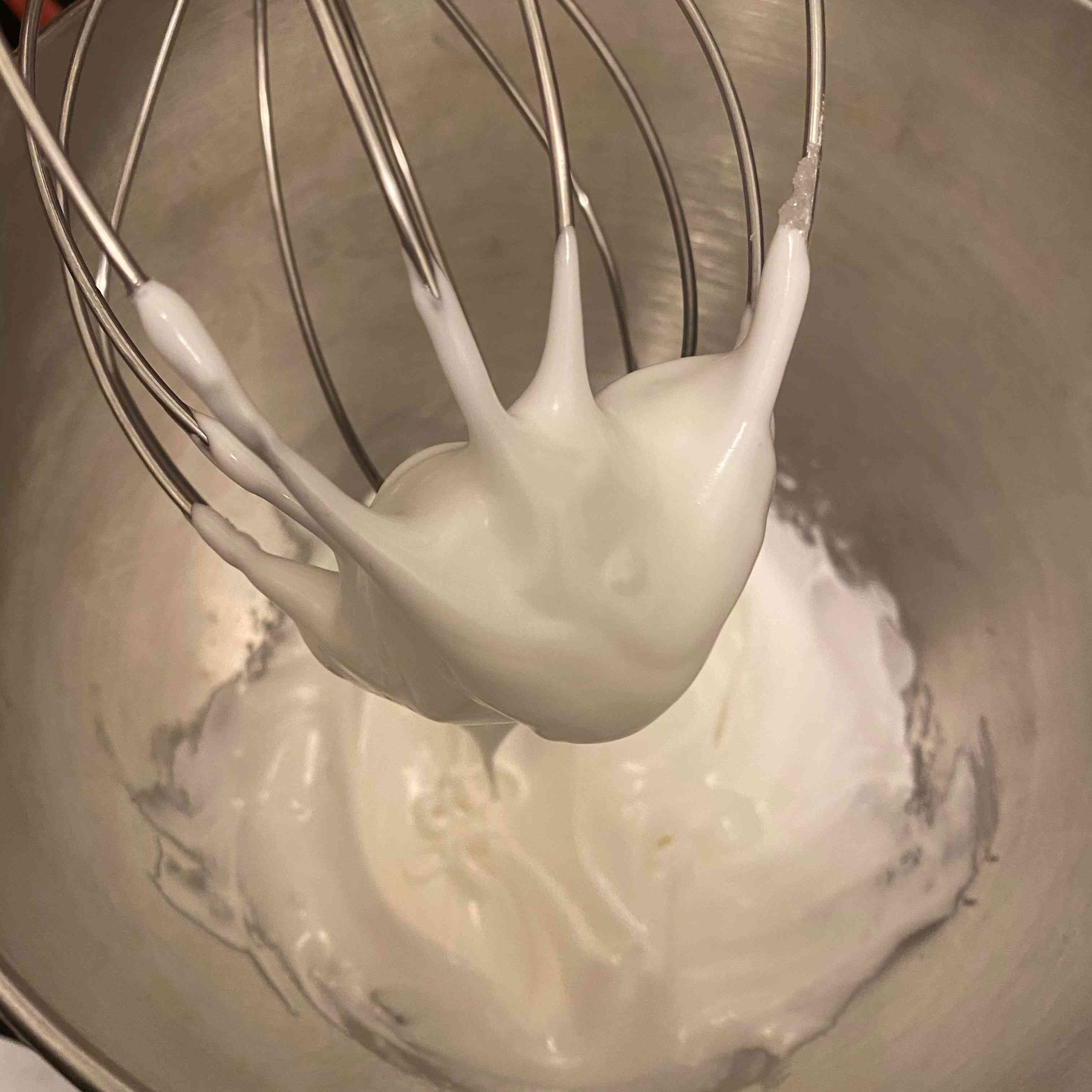 Classic Meringue Pie Topping Tester Image