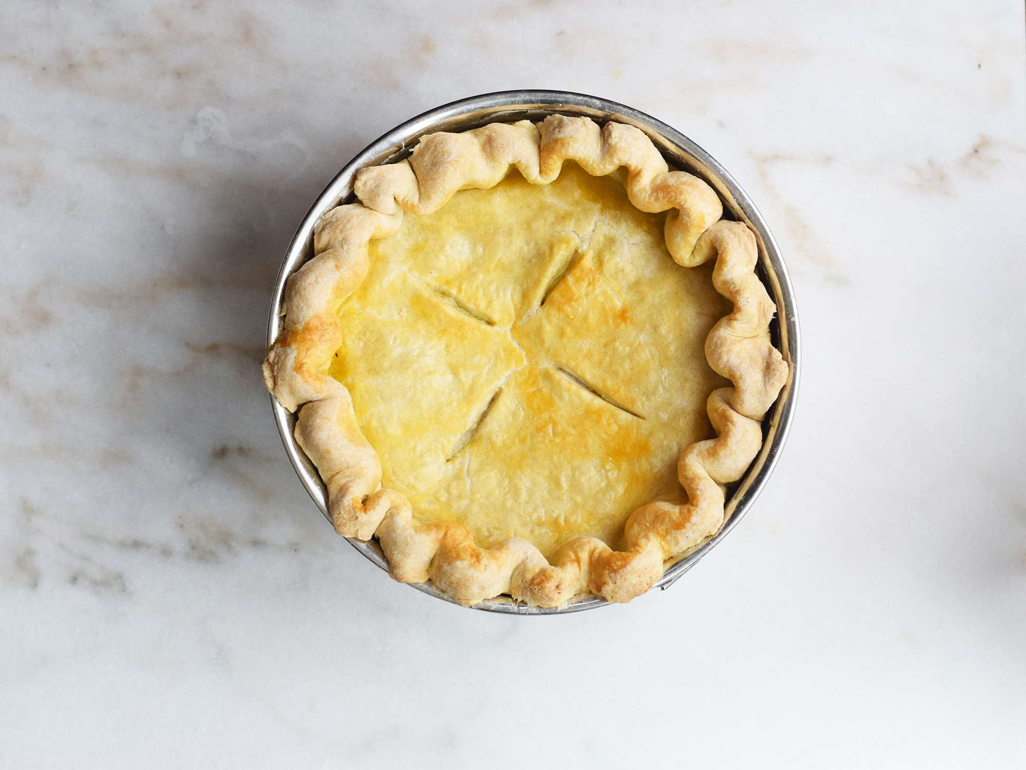 baked easter pie