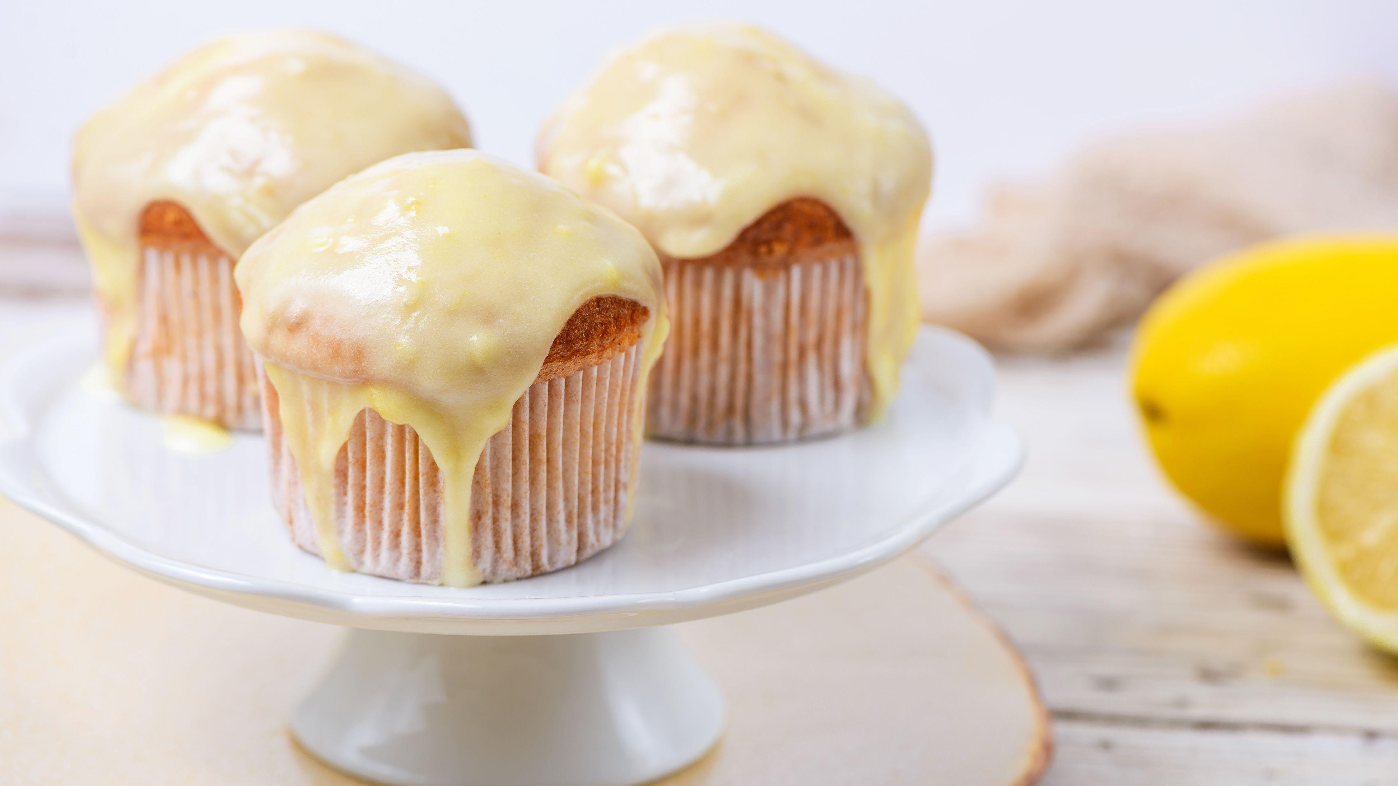 Lemon Glaze Icing Recipe
