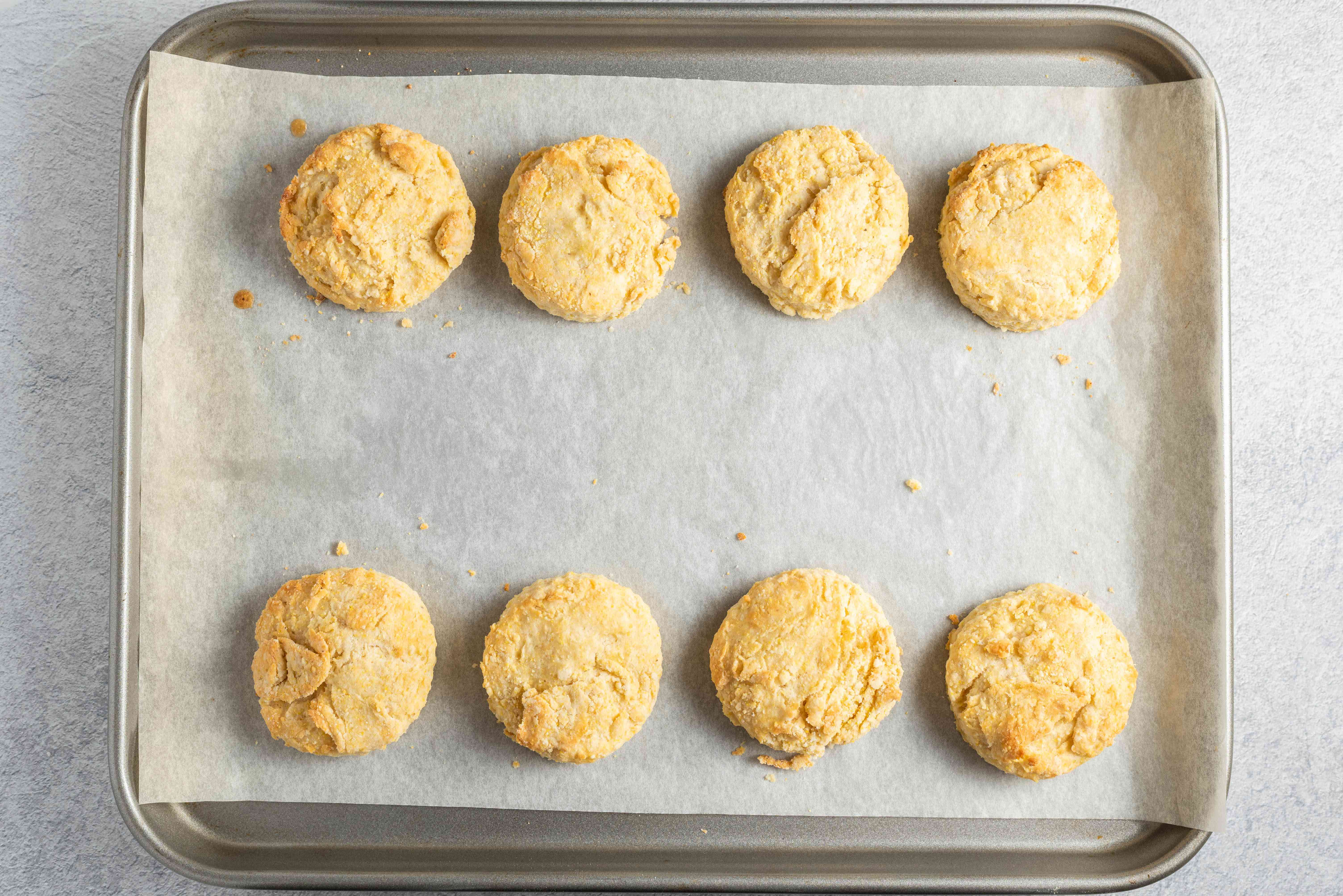 Bake biscuits