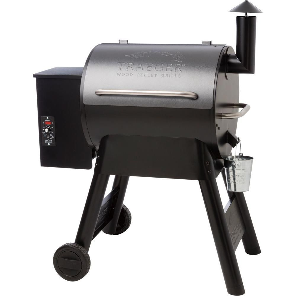 Traeger Electric Smoker