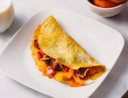 Simple Omelet for Kids