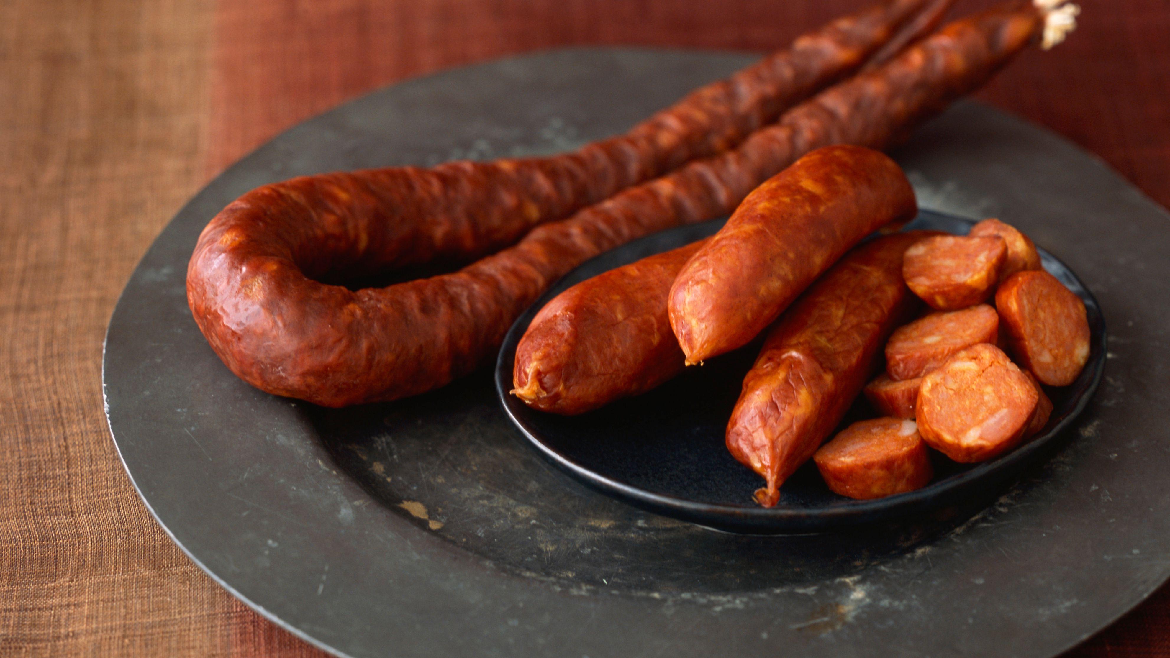Dry-Cured Chorizo Recipe