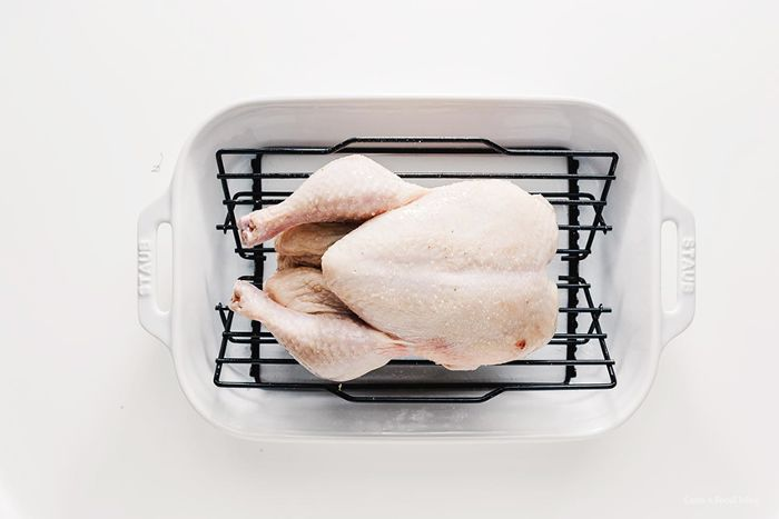 How to Defrost Chicken in the Microwave