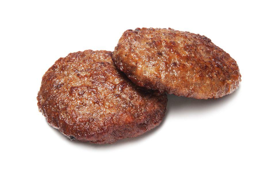 Mini hamburguesas (Kotletki ruso)