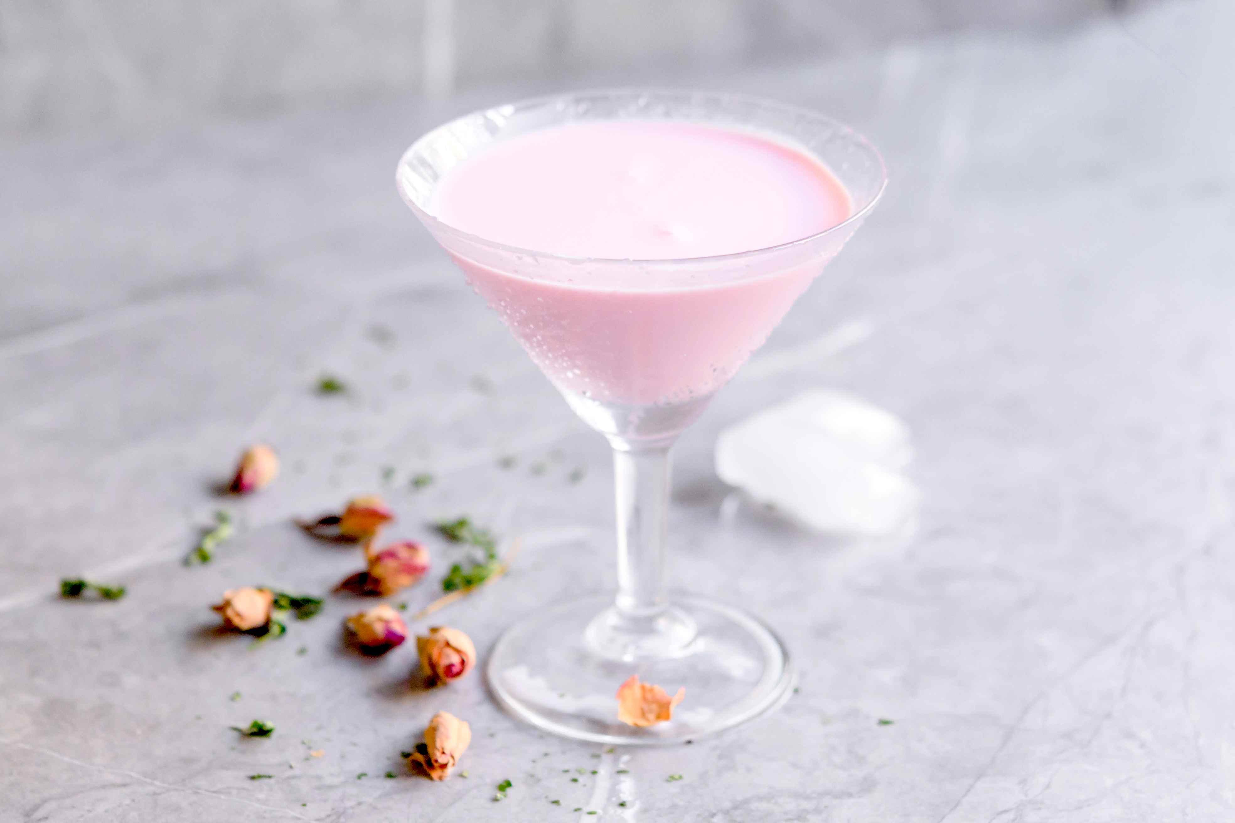 Pink Squirrel Cocktail Recipe