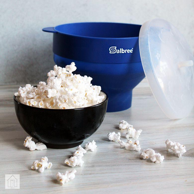 Salbree Microwave Popcorn Popper Review