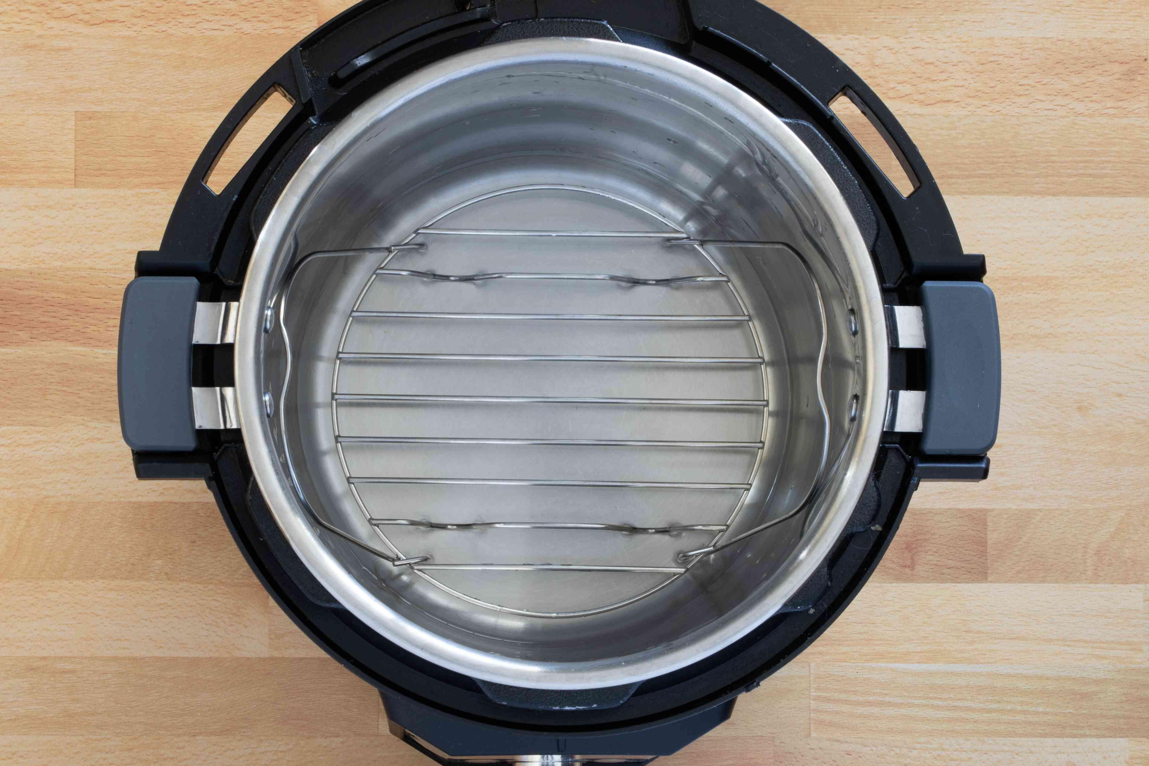 rack in the instant pot
