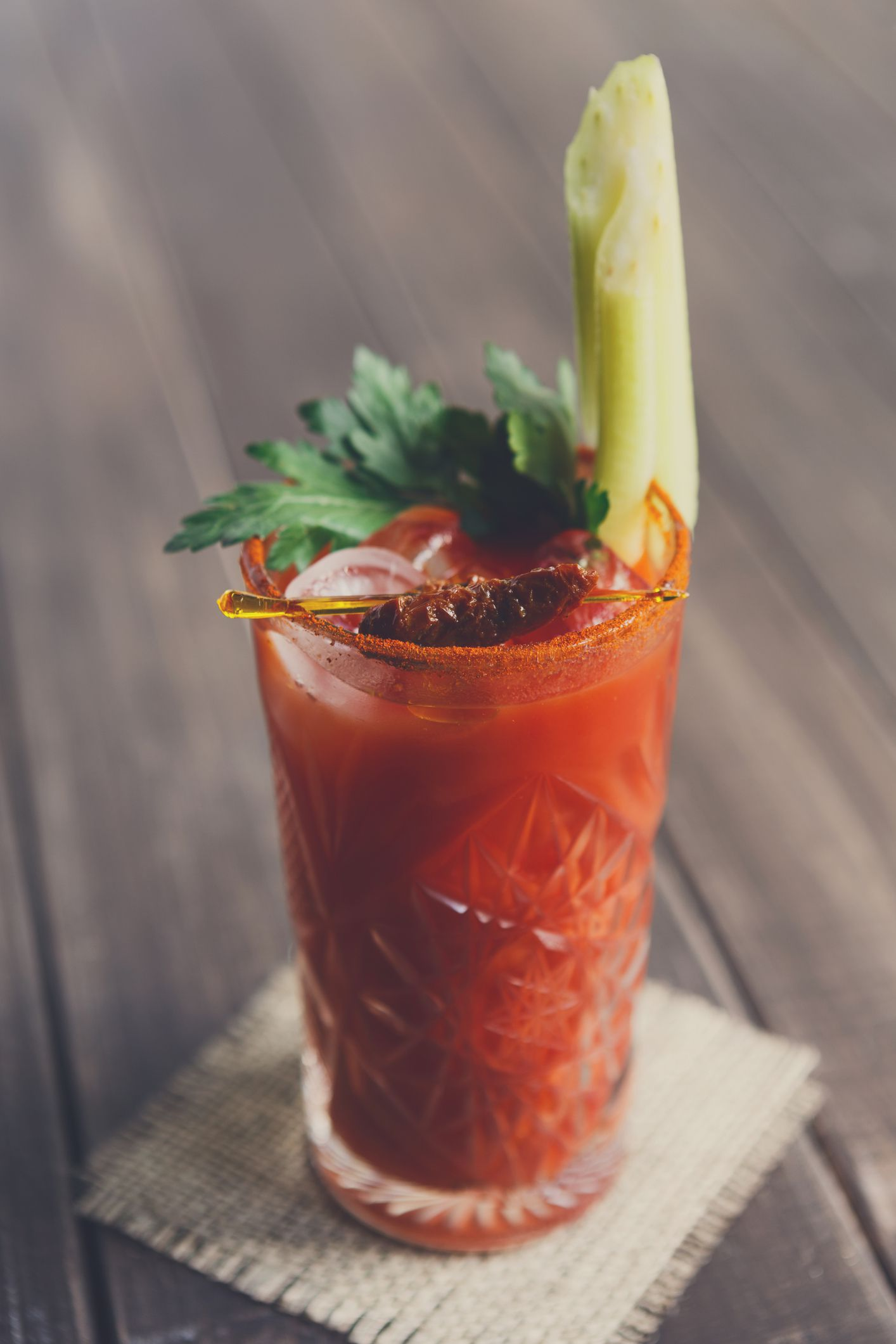 The Trick to Making Bloody Marys with Fabulous Flavor
