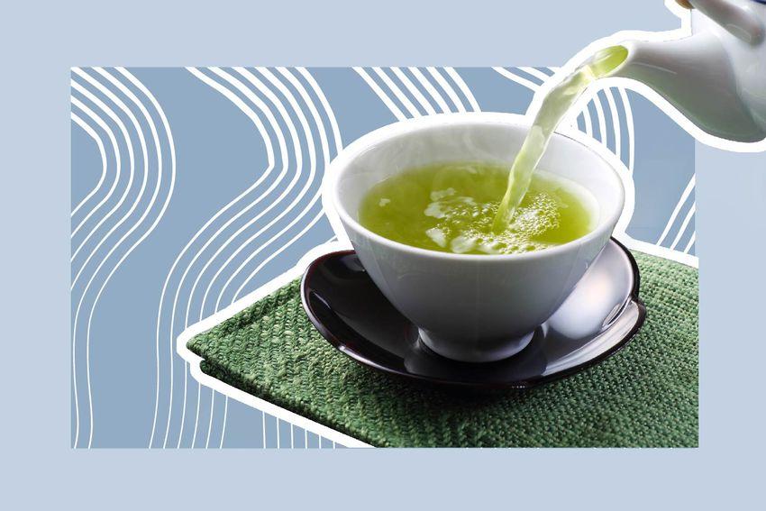 Composites Green Tea