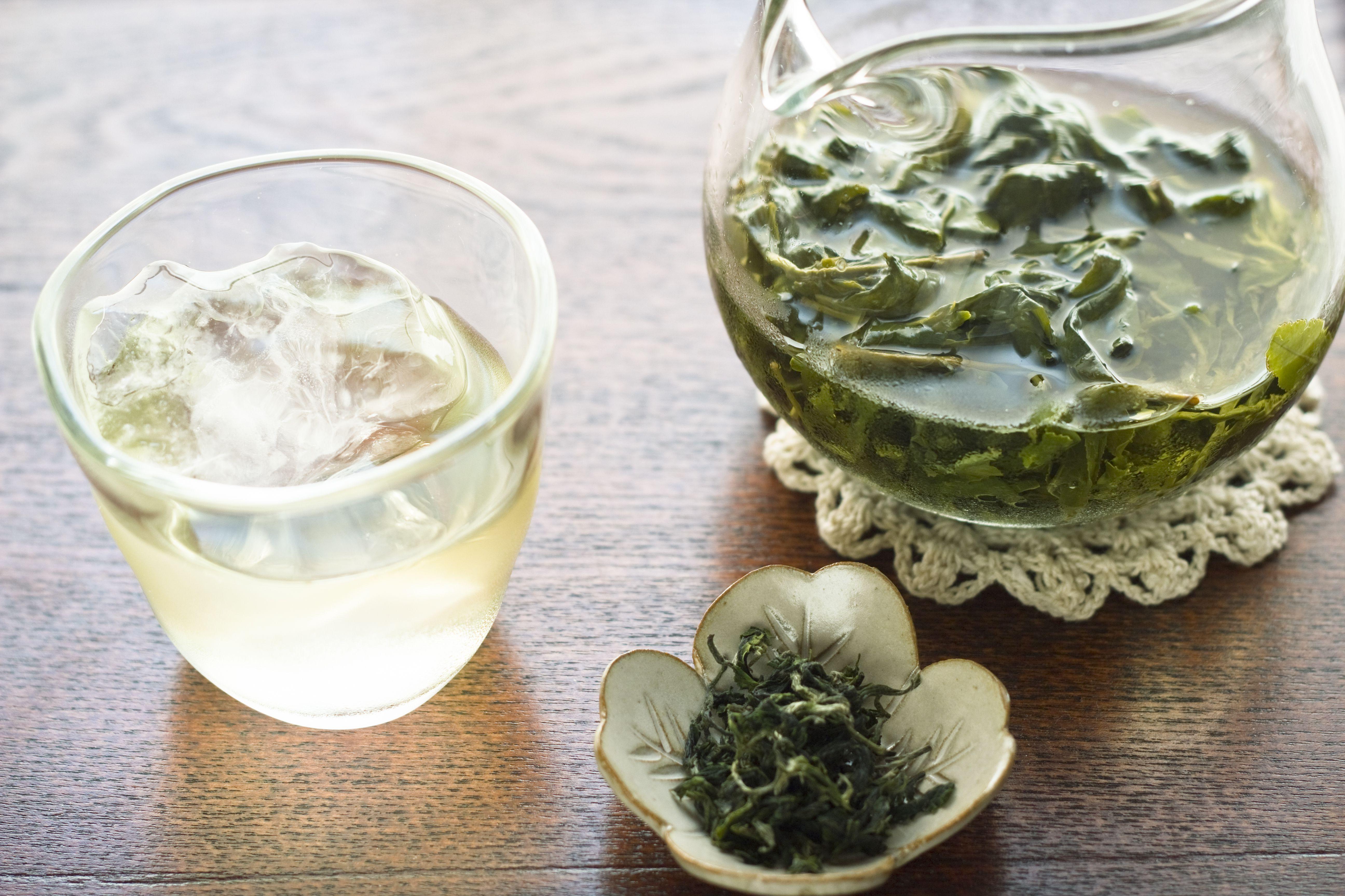 Green Tea Infused Vodka