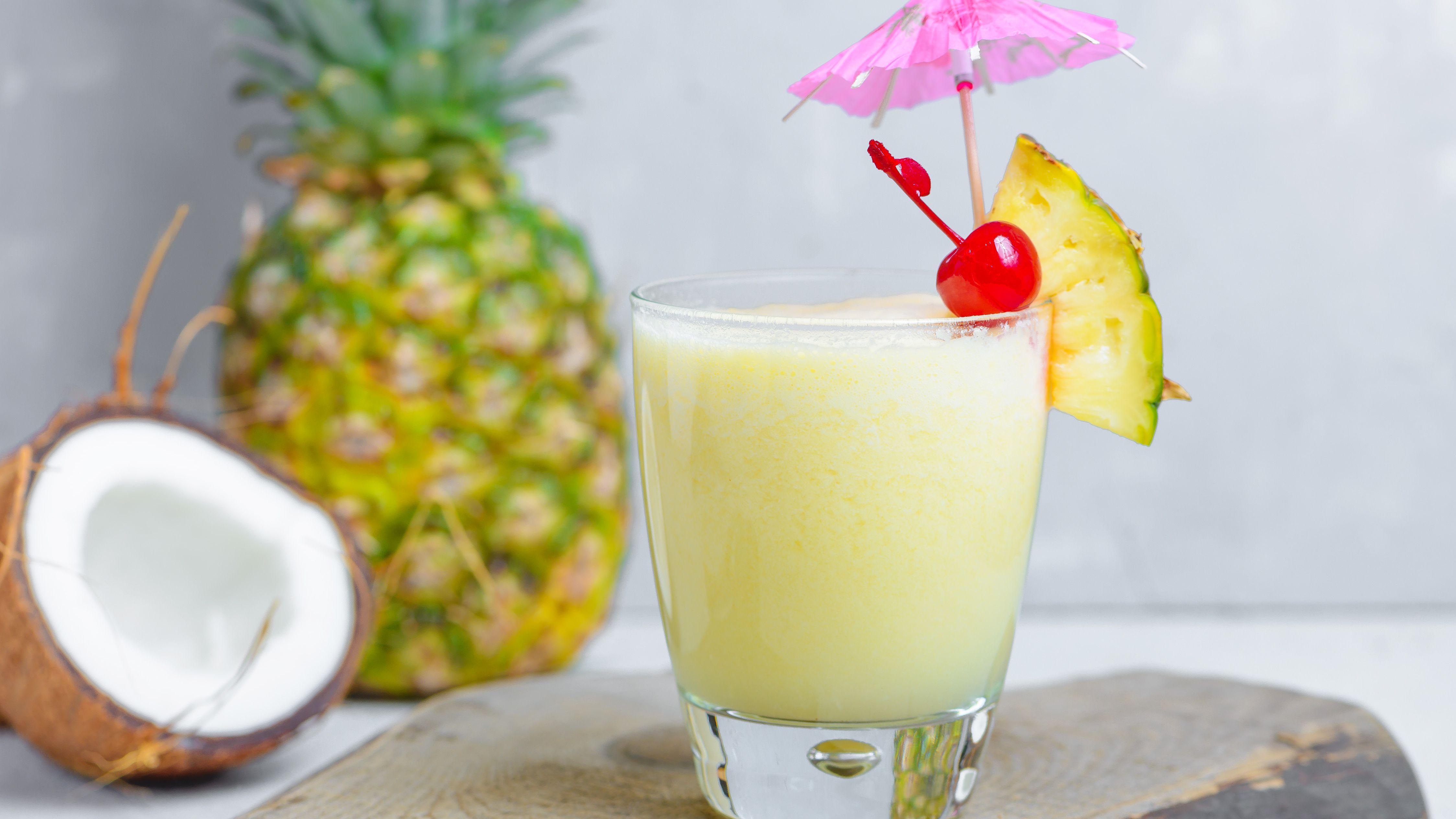 Virgin Pina Colada Recipe A Nonalcoholic Alternative