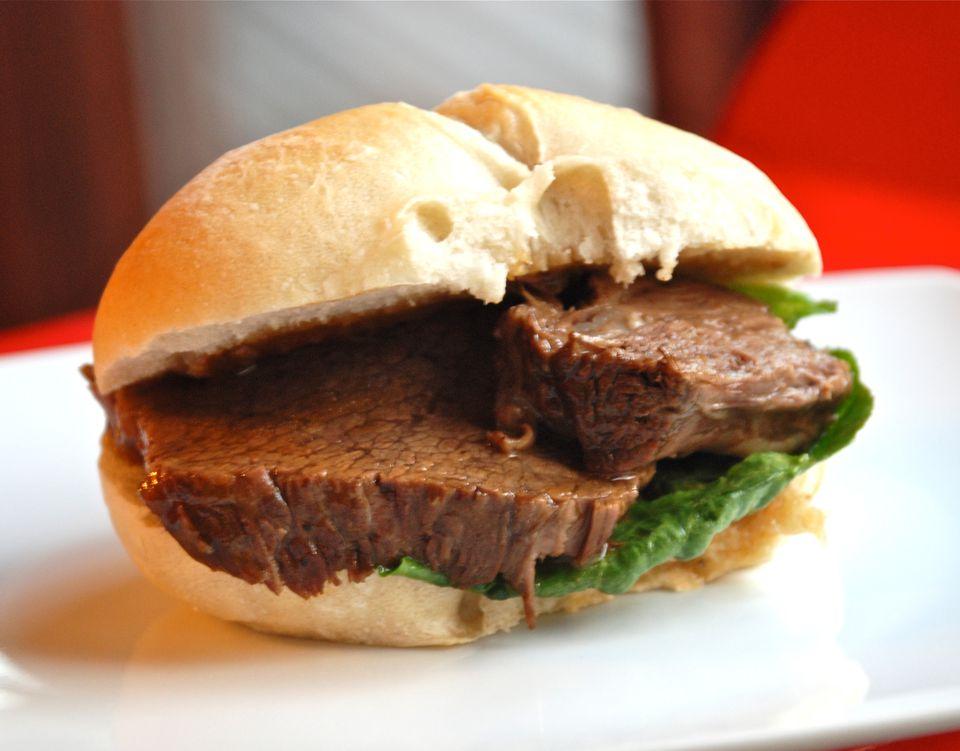 Asado de olla al estilo chileno: Receta Carne Mechada Chilena