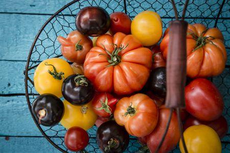 Seasonal Fruits And Vegetables Of Texas