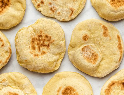 Moroccan Pita Bread (Batbout) Recipe