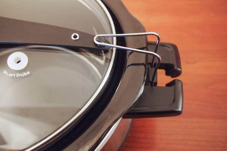 Hamilton Beach Set & Forget 6-Quart Programmable Slow Cooker