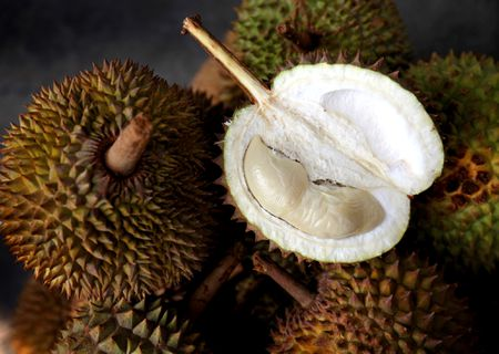 how to open a durian southeast asia s superfruit
