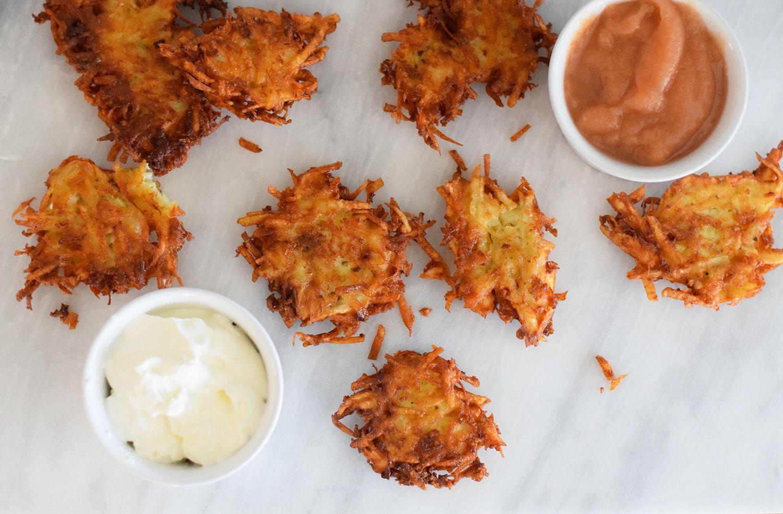 Latke Making 101: How-To Tips For Making Perfect Potato Pancakes